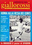 Giallorossi n. 21 – 1° marzo 1973 [Copertina]