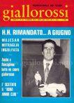 Giallorossi n. 22 – 15 marzo 1973 [Copertina]