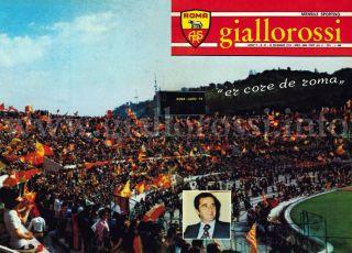 Giallorossi n. 37 - 15 dicembre 1974 [Copertina panoramica]