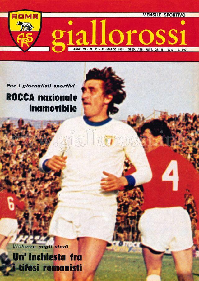 Clicca per leggere il n. 40 del 15 marzo 1975