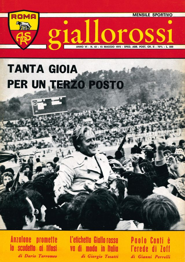 Clicca per leggere il n. 42 del 15 maggio 1975