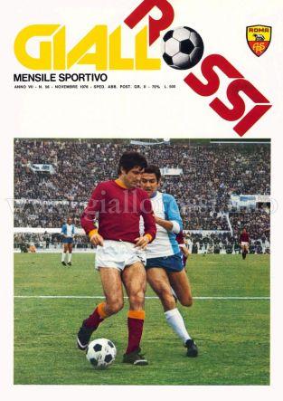 Giallorossi n. 56 - Novembre 1976 [Copertina]