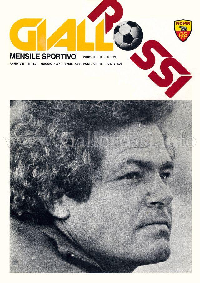 Clicca per leggere il n. 62 - Maggio 1977