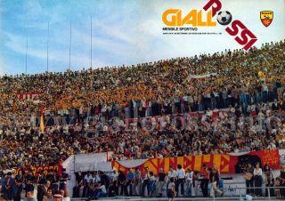 Giallorossi n. 65 – Settembre 1977 [Copertina panoramica]