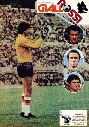 Giallorossi n. 87 – Novembre 1979 [Copertina]