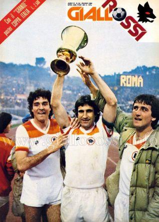 Giallorossi n. 94 - Giugno 1980 [Copertina]