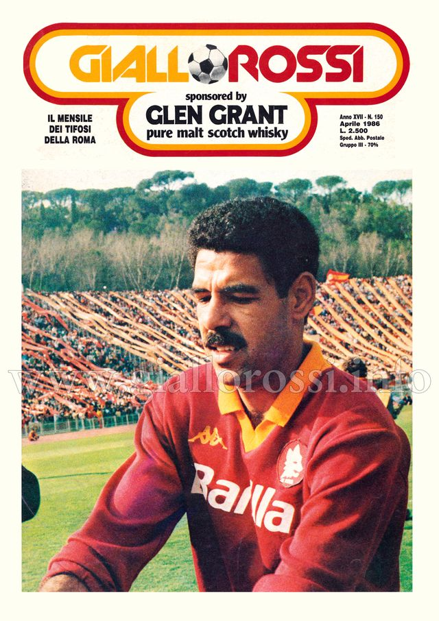 Clicca per leggere il n. 150 – Aprile 1986