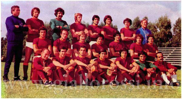 A.S. Roma - Stagione Sportiva 1976/77