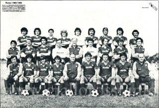 La Roma \'82-\'83