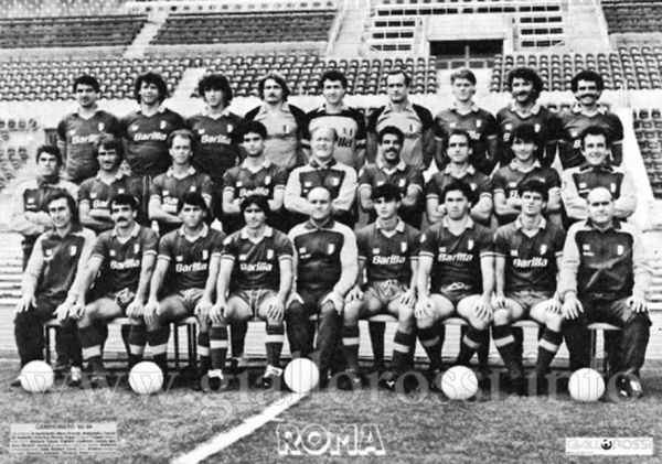 Roma Campione d'Italia 1983