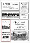 Pubblicità poster, Giallorossi n. 55 - Ottobre 1976