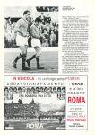Pubblicità poster, Giallorossi n. 121 - Marzo 1983