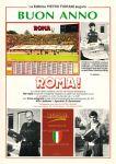 Pubblicità poster, Giallorossi n. 129 - Gennaio 1984