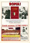 Pubblicità poster, Giallorossi n. 130 - Febbraio 1984