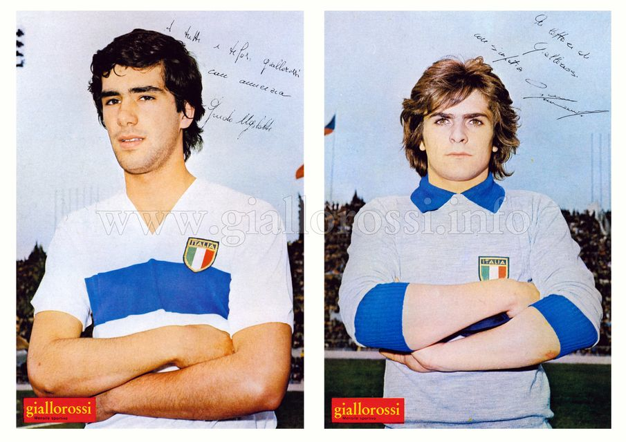 Guido Ugolotti e Fernando Orsi