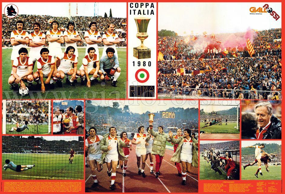 Poster GRANDE della Coppa Italia