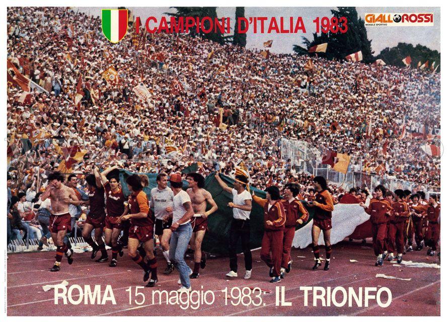 I Campioni d'Italia 1983