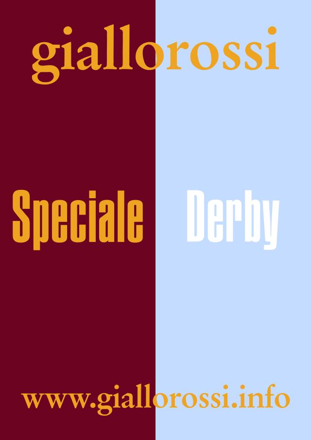 Clicca per leggere lo Speciale Derby del 16 novembre 1975