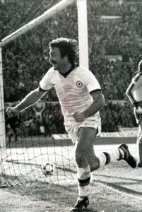 Roma-Inter, 1981, Roberto Pruzzo in gol