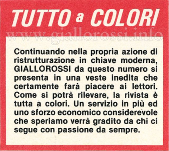 Giallorossi n. 82 - Aprile 1979, pag. 12