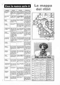Giallorossi n. 144 - centro pagina