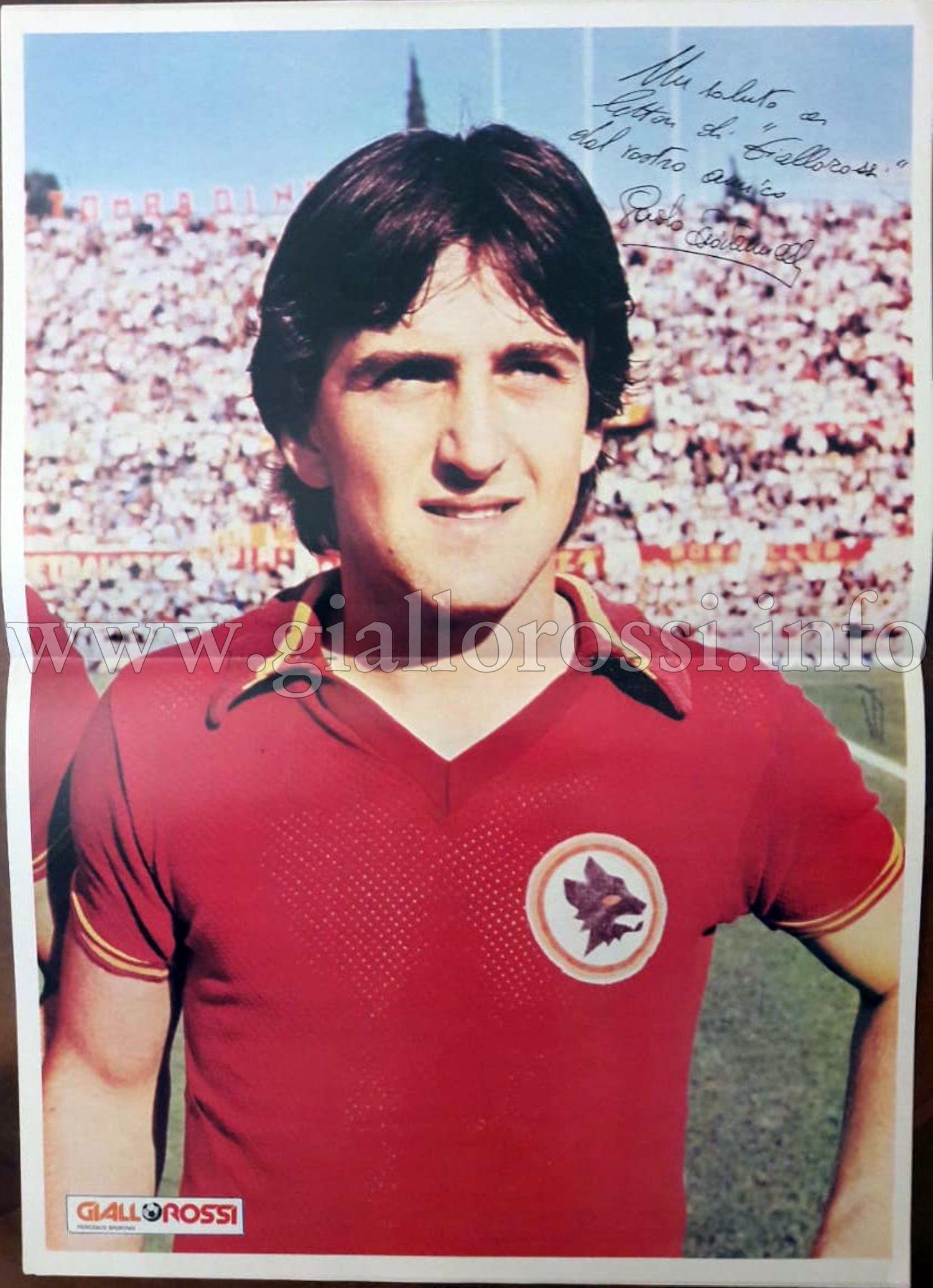 Paolo Giovannelli - Giallorossi n. 80 - Febbraio 1979