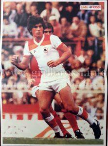 Carlo Ancelotti - Giallorossi n. 88 - Dicembre 1979